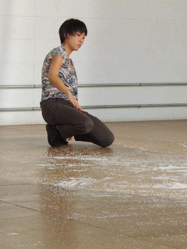Beatriz Sano ( Artista da Dança)