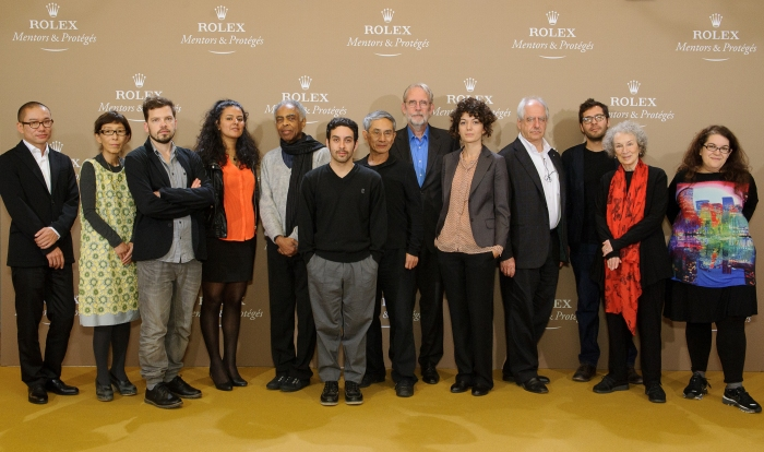 Rolex Arts, Mentors and Protègès 2012/2013