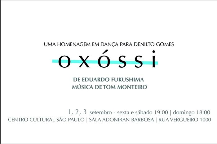 oxossi 3