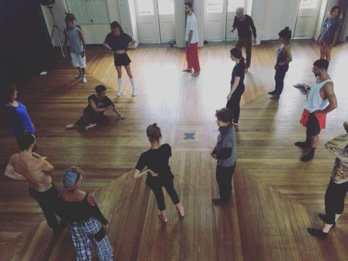 Curitiba 2019 workshop