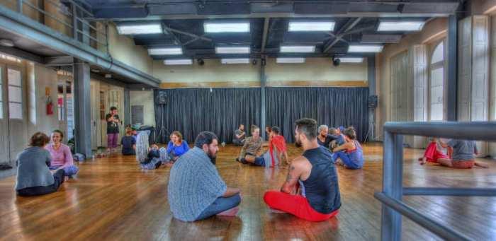 Curitiba Casa Hoffman 2019 workshop
