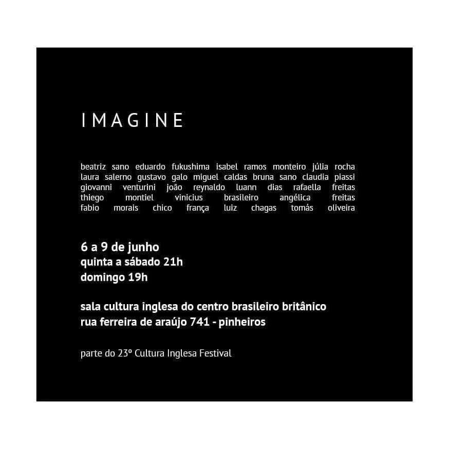 IMAGINE FLYER apresentação